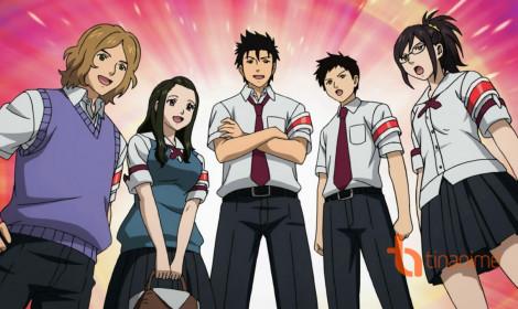 Choáng váng với thời gian biểu hàng ngày của học sinh Nhật Bản