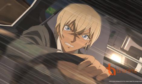 Detective Conan có ngoại truyện xoay quanh Tōru