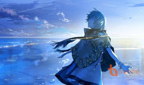 Màu xanh tự do - Bộ artwork tuyệt vời của loundraw