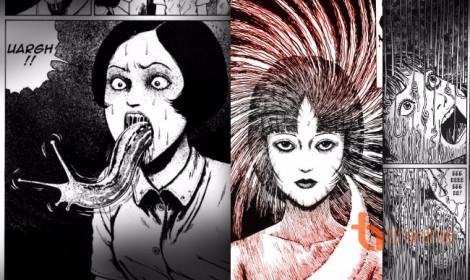 Bậc thầy manga kinh dị Junji Ito phát biểu cảm nghĩ về chuyển thể anime