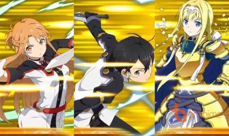 Sword Art Online season 3 - Kirito và ký ức không có Asuna!