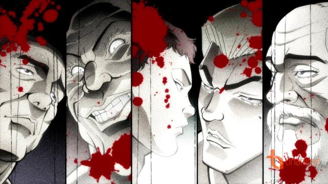 Baki - Lộ diện chân dung những kẻ tử tù