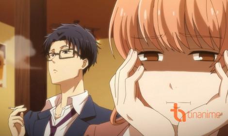 Top 10 cặp đôi tuần 3 anime mùa Xuân 2018 - Yêu otaku không dễ, đứng nhất mới dễ!