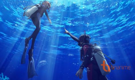 Grand Blue - Mùa Hè mát lạnh cùng anime lặn biển!