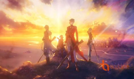 Senjuushi: The Thousand Noble Musketeers - Những chàng lính ngự lâm