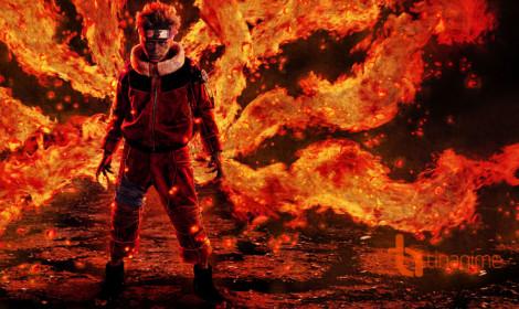 Màn trình diễn Naruto quá ấn tượng, quá tuyệt vời!