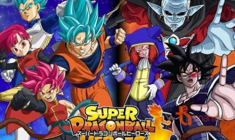 Dragon Ball Super movie và anime mới đồng loạt ra mắt thiết kế nhân vật!