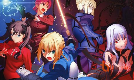 Top 10 nhân vật được yêu thích nhất trong Fate/stay night Movie: Heaven's Feel