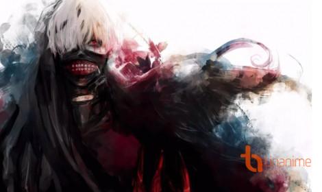 [Artwork] Tokyo Ghoul:re - Ken rồi sẽ trở lại thôi!