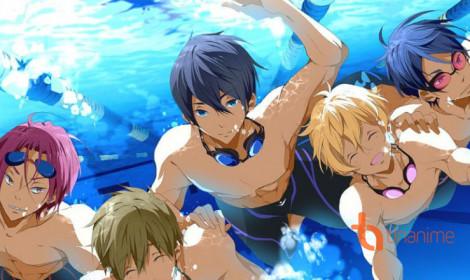 """""""Free!-Dive to the Future-"""" chính thức ra mắt Visual mới!"""