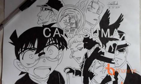 """[Góc của Fan] Fan Tin Anime và những """"tuyệt phẩm"""" Conan có một không hai!"""