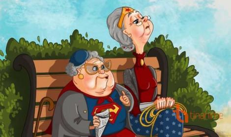 Các siêu anh hùng làm gì khi về hưu?