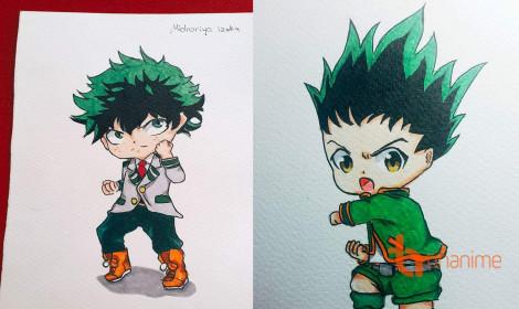 [Góc của Fan] Khi Fan Tin Anime thể hiện ước mơ của mình!