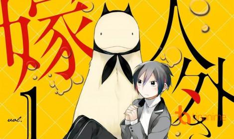 Jingai-san no Yome - Bà xã tui không phải là người?!