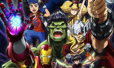 Marvel Future Avengers công bố season 2