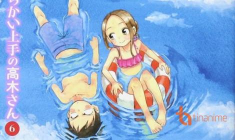 Karakai Jouzu no Takagi-san ra mắt OVA! - Thiên tài chọc ghẹo đã quay trở lại