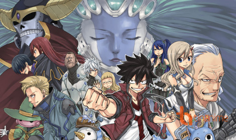 Tác giả Fairy Tail ra mắt chap đầu tiên của Manga mới Eden's Zero!