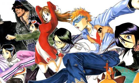 Tác giả Bleach ra mắt manga mới với chủ đề phù thủy