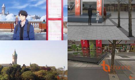 Anime và đời thực [Phần 3] - Thế giới của Tada-kun, Steins;Gate ở ngoài đời thực!