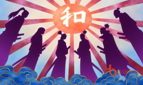 [Spoiler] One Piece 910: Băng Luffy đến Wano.