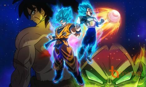 Movie Dragon Ball Super - Chiến binh Saiyan vĩ đại nhất xuất hiện, đó là ai?