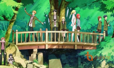 """Top 10 anime tuần 11 mùa Xuân 2018!! - Công bố 4 bộ anime lọt vào danh sách """"Anime của năm"""""""