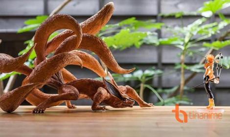Ra mắt mô hình cửu vĩ trong Naruto Shippuden giá nghìn đô!