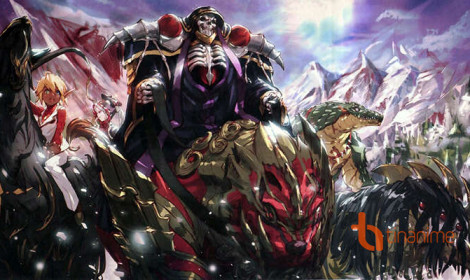 Overlord đã ra mắt tập 1 mùa 3!! - Chính thức ra mắt Opening