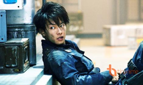 Á nhân Ajin vào vai Shishigami trong Inuyashiki live-action