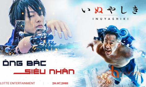 Offline xem phim Inuyashiki live-action