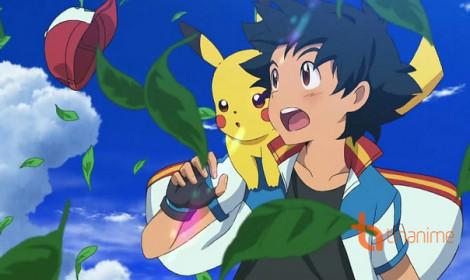 Movie mới của Pokémon đánh chiếm phòng vé khi ra mắt vào cuối tuần!