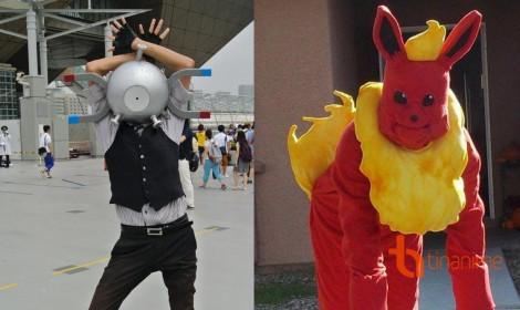Cosplay Pokémon - Cố quá thành... quá cố