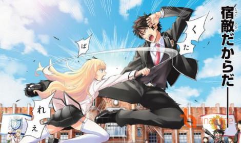 Anime phiên bản Romeo và Juliet - Kishuku Gakkou no Juliet sẽ lên sóng vào tháng 10!