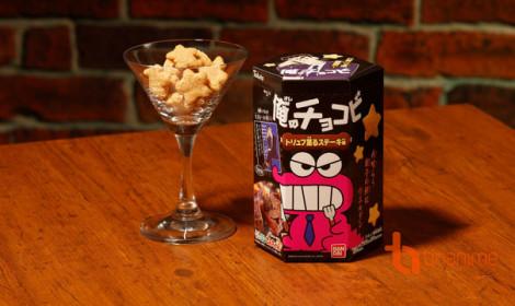 Món bánh yêu thích của Crayon Shin-chan vừa được thêm hương vị dành cho người lớn!!
