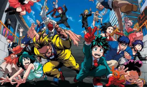 Boku no Hero Academia season 3 - Gặp gỡ học sinh trường người ta