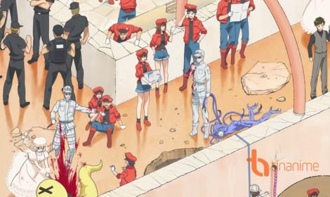 Top 10 anime tuần 1 mùa Hè 2018!! - Mở hàng cho tuần đầu tiên