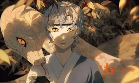 [Artwork] Chúc mừng sinh nhật Mitsuki trong Boruto!!
