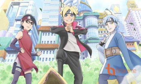 Trở thành ninja thực thụ cùng sự kiện Boruto diễn ra tại J-World