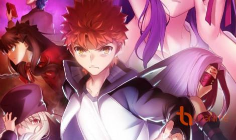 Fate/Stay Night ra mắt phần mới cho Movie thứ 3!!