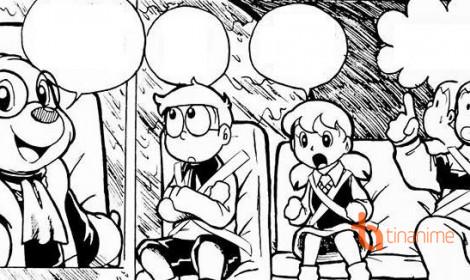 [Doujinshi] Nobita và cuộc phiêu lưu ở hòn đảo bị mất - Chap 7