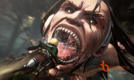 Top 10 anime tuần 2 mùa Hè 2018!! - Attack on Titan xuất hiện!!