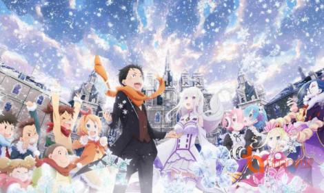 Re:Zero OVA Memory Snow - Một ngày hẹn hò của Emilia và Subaru!