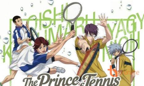 """Trận đấu của những """"Hoàng tử Tennis"""" đã được tiết lộ tập 2 và 3!"""