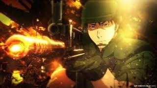Top 10 Anime về Quân Sự & Hành Động Hay Nhất
