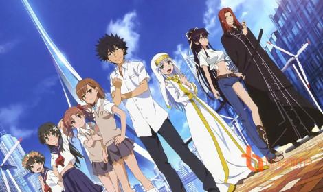 To Aru Majutsu no Index sẽ ra mắt Season 3 vào tháng 10!!