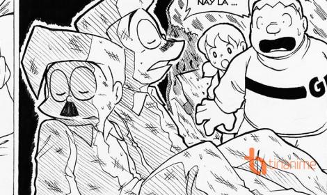 [Doujinshi] Nobita và cuộc phiêu lưu ở hòn đảo bị mất - Chap 9