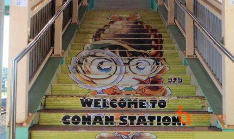 Chào mừng đến với quê hương của thám tử lừng danh Conan!