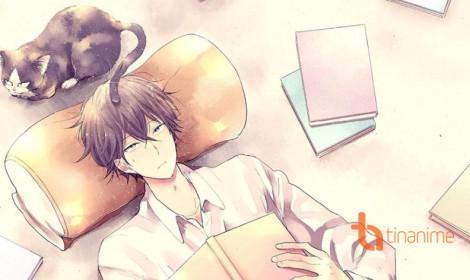 Chàng tiểu thuyết gia kì cục và chú mèo Haru