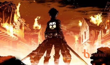 Top 10 anime tuần 4 mùa Hè 2018!! - Attack on Titan có giữ vững ngôi vương?!
