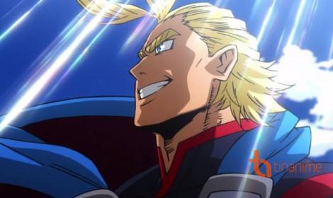 Movie Boku no Hero Academia tuột dốc không phanh trong doanh thu phòng vé!!